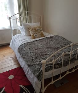 Large single room in Victorian house