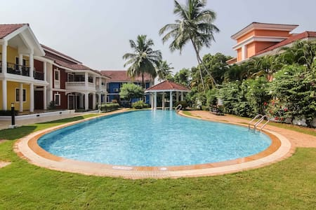 2BHK Apartment near Sunset Beach South Goa