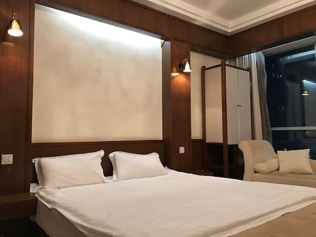 距西湖景区仅3公里,距杭州大厦501庆春银泰1公里的温馨舒适小宅 - Hangzhou - Appartement