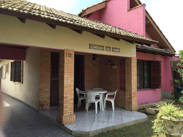 Casa confortavel em área silenciosa - Imbé - Haus