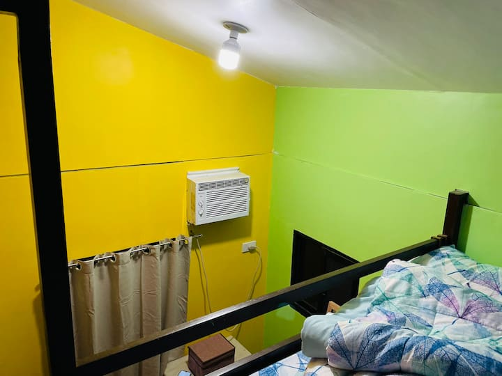 TINY ROOM FOR RENT (GARDENIA VALLEY SUBD.)