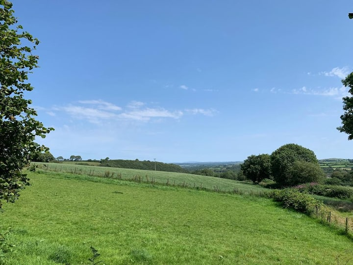 Cartref Tawel - Peaceful home with stunning views