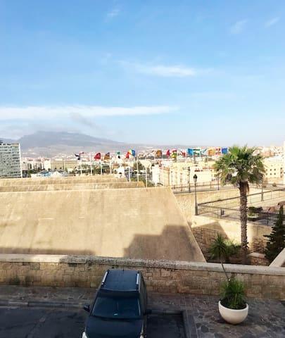 Precioso y acogedor apartamento con vistas al mar