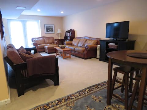 Spacious and Comfortable Private Living Space