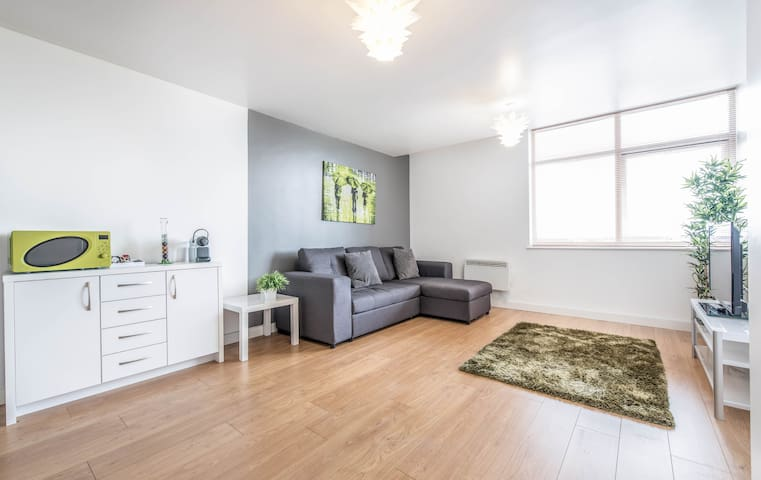Inspired Apartments - 1 Bed Apartment 🌟🌟🌟🌟