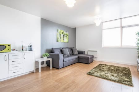 NHS Staff & Key Workers - 1 Bed Apartment 🌟🌟🌟🌟