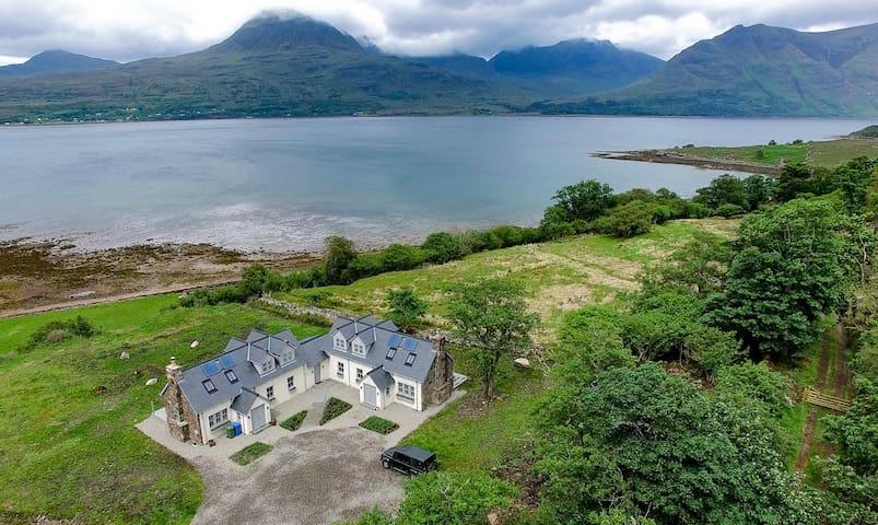 Badan Mhugaidh - Iasgair Cottage