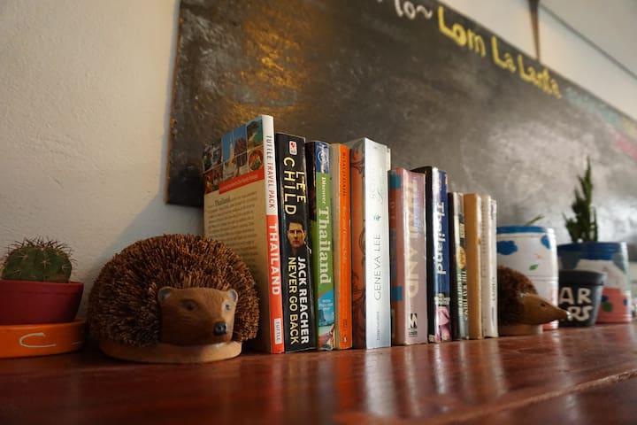 ~ Books