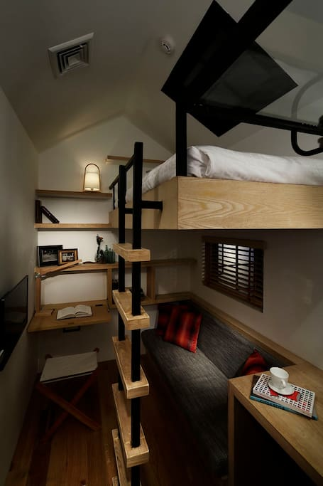 Compact Single Room