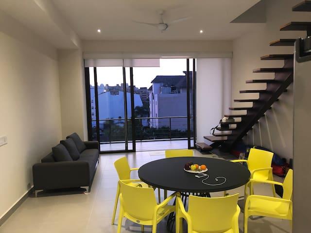 Brand new appartment by the Marina Nuevo Vallarta