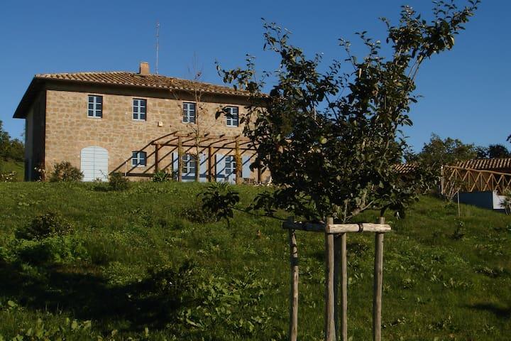 La casa nell'orto - Magliano Sabina - Vila