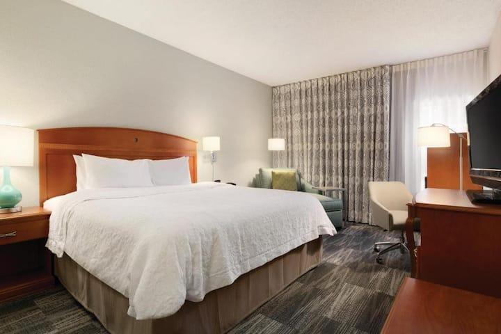Fivestar Double Bed Non Smoking At North Denver Area