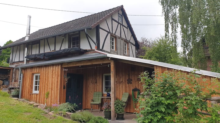 "Ferienhaus ""Alter Backes"" -> alternatives Wohnen"