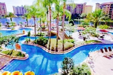 1 Bedroom Presidential Suite Bonnet Creek Resort - Orlando