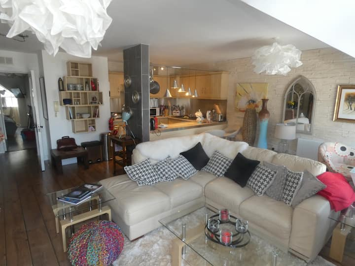 Luxury Limerick Loft Style Apartment