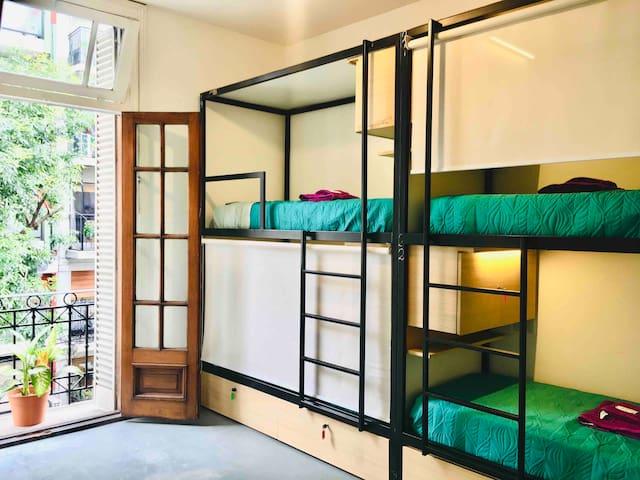 ilVero Hostel Recoleta - Casa Entera ideal Grupos