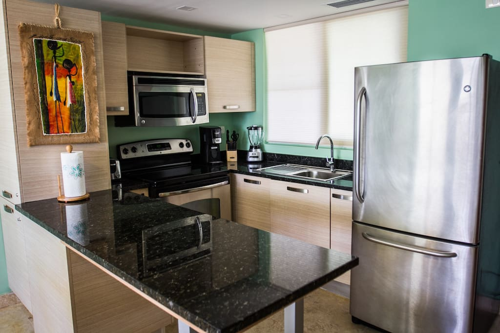 Everything you need in this Kitchen!