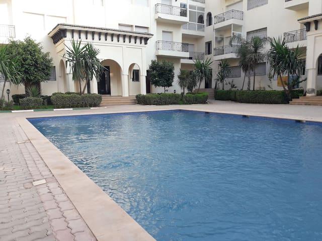 Appartement Riad Yassamine