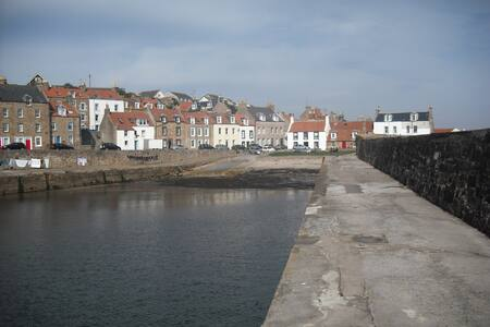 Charming house with sea views in East Neuk of Fife - Cellardyke - Dům