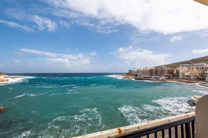 """Sultana Apartment 1"" in Marsalforn - Gozo"