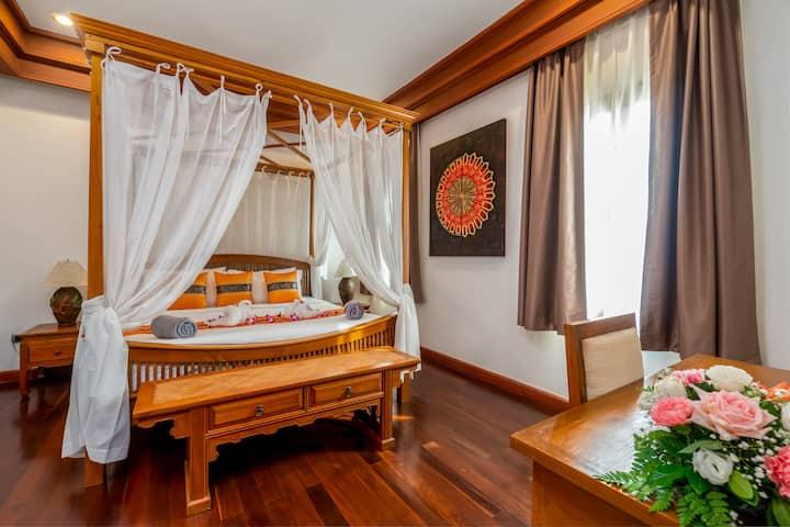 Surin Beach Villa 1