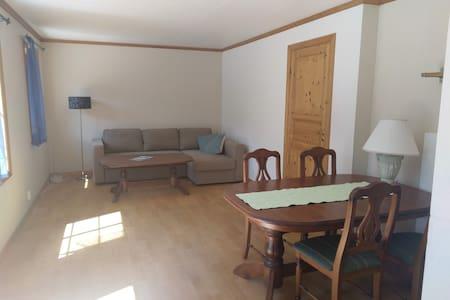 Toroms leilighet til leie.