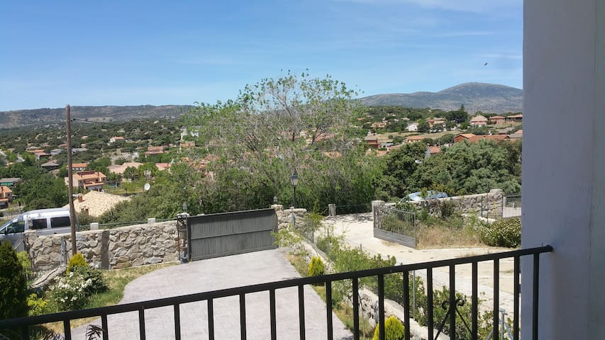EL BALCON DE FRESNEDILLAS