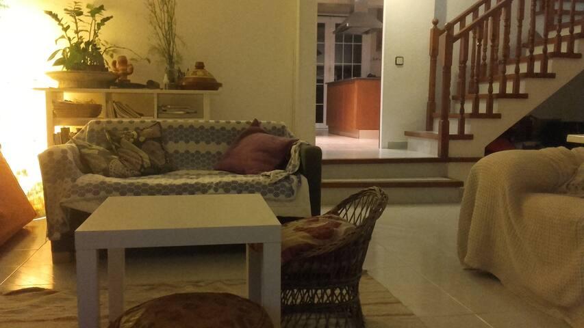 Habitación en casa con jardín - Sant Pere de Ribes - Ev