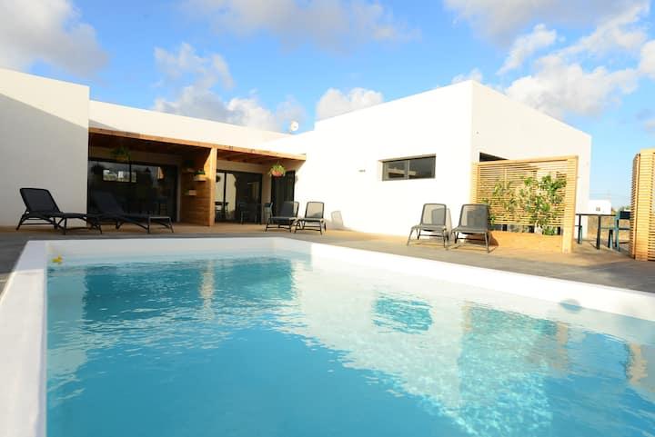 Casa WAVE ESTE  Lajares Fuerteventura