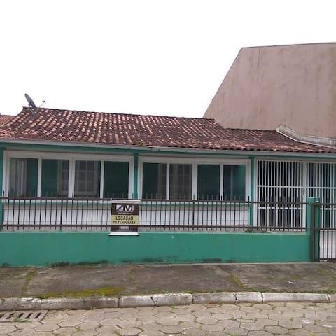 Casa Enseada/Prainha São Francisco do Sul.