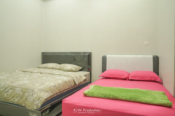 M Stay Jogja Private Bathroom For 4 Person #5
