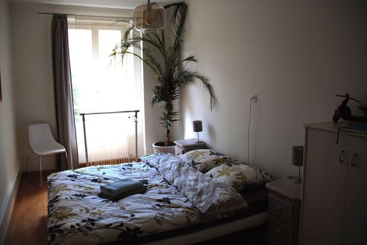 Zimmer im Zentrum von Biel/Bienne