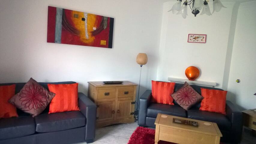 Spacious apartment in Conceicao