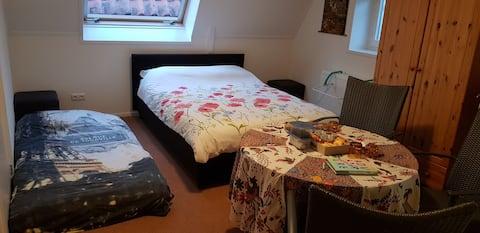 1-3/4p room in center of Steenwijk