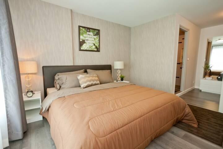 Modern Long Stay Condo (2 Bed/Ba) at Kathu
