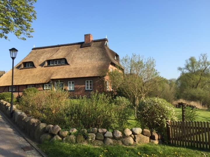 Charmantes Bauernhaus Ostsee in traumhafter Natur