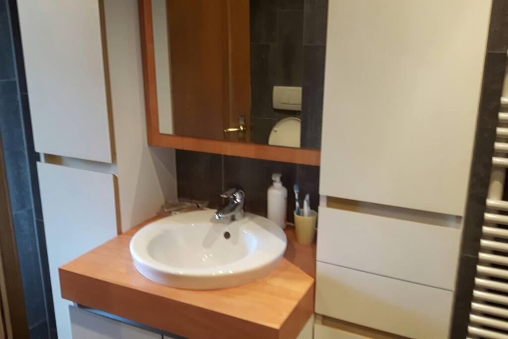 badkamer (lavabo)