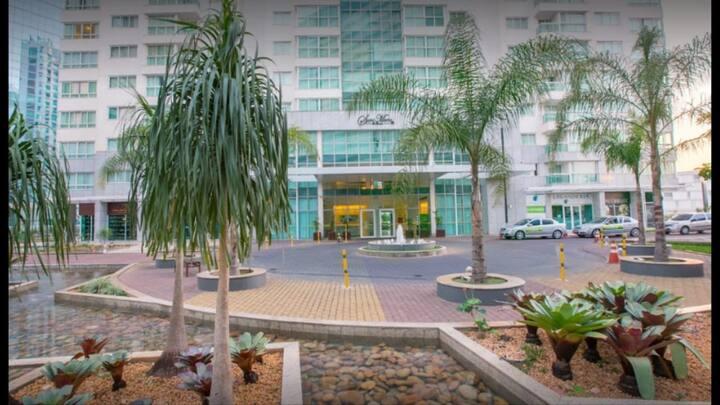 Apartamento de luxo no coração de Brasília