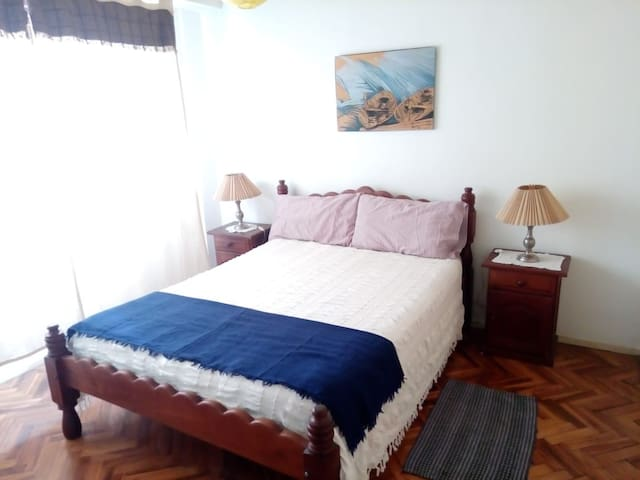 Departamento confortable. Great apartment.