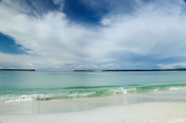 10 minutes to Jervis Bay