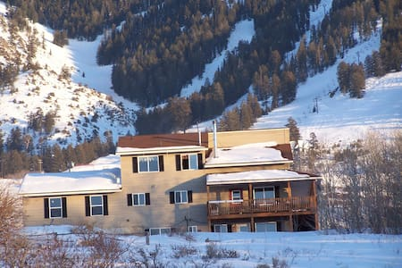 CRASH INN, near Pocatello, $1200/month, $125/night