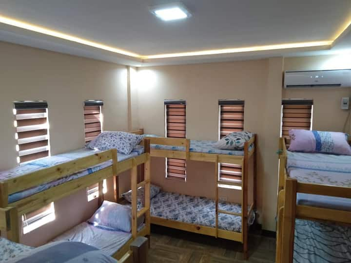 Bed Space Shared Room Near NAIA 1,2,3,4 SM MOA