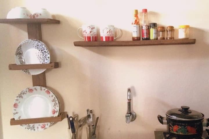 PJs  Garden Home   Studio Apartment