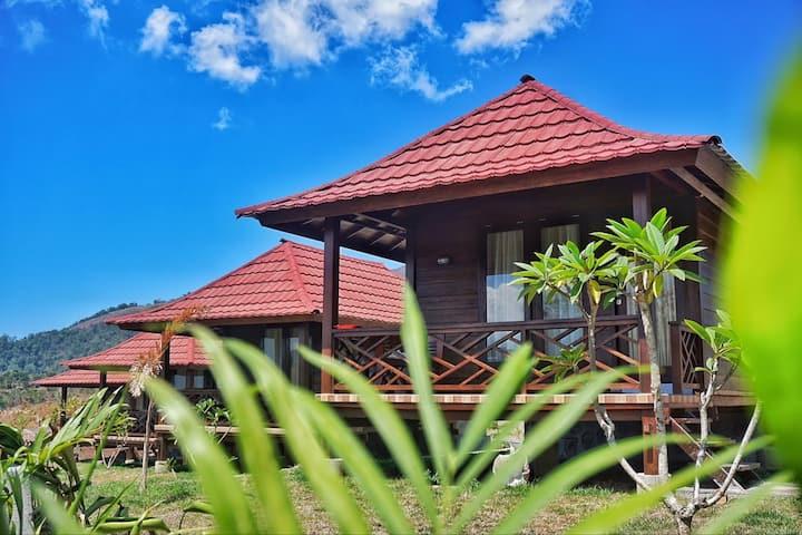 rudis villa sembalun 5 rooms
