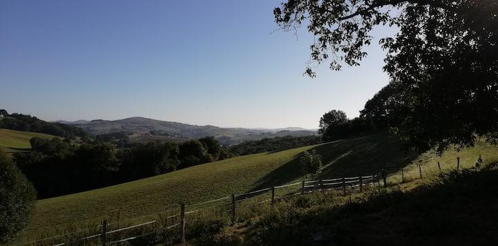 Chambres d hôtes au Pays Basque au calme