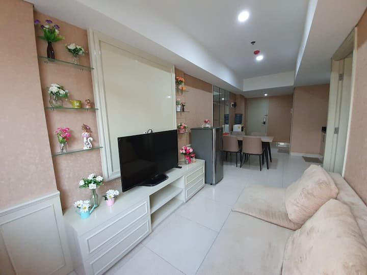 1 BR Apartment Louiskienne Simpang Lima