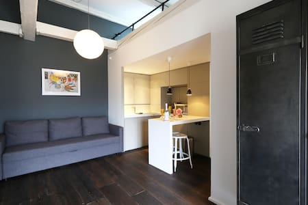 Trendy & Cosy Loft in Le Marais ! - Parijs - Appartement