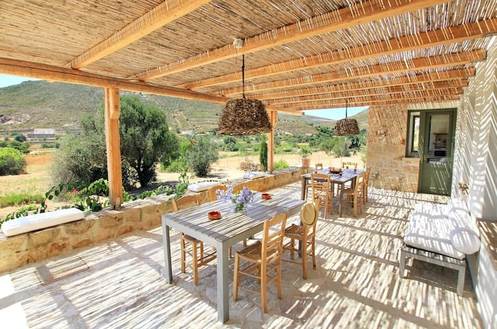 Oleander Country House - Patmos - บ้าน