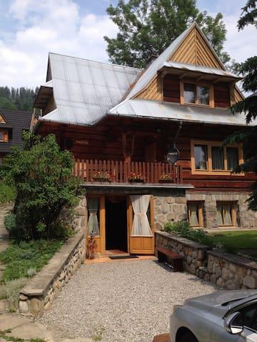 Villa Harenda - Zakopane - Dům