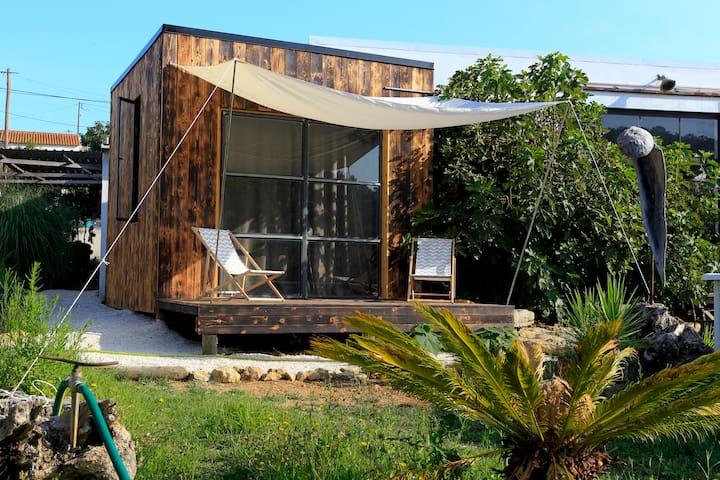 Eco Wood Cabin 1km from Ribeira Beach - Ericeira